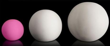 LED LEUCHTKUGEL Kugelleuchte Kugellampe mit Farbwechsel 8cm – Bild 4