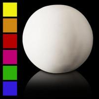 LED LEUCHTKUGEL Kugelleuchte Kugellampe mit Farbwechsel 8cm