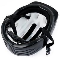VELOHELM Helm Fahrradhelm für KINDER im Fire-Design