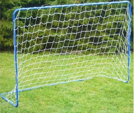 Goal! FUSSBALLTOR 182×122×61cm Blau – Bild 2