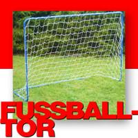 Goal! FUSSBALLTOR 182×122×61cm Blau 001