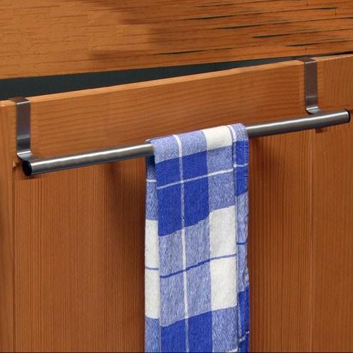 Küchen HANDTUCHHALTER aus Edelstahl 40cm