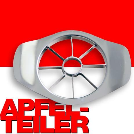 Edelstahl APFELTEILER Apfelschneider