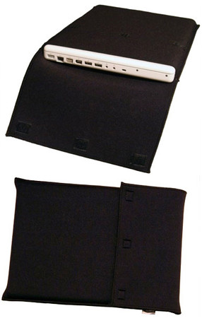Notebook Sleeve - Black's Beach