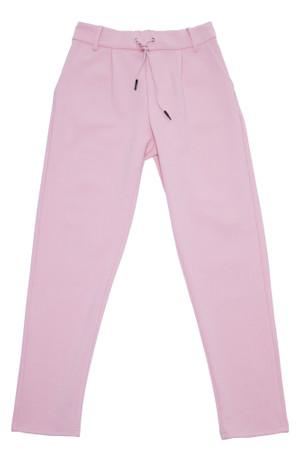 Damen elegante Hose mit Kordelzug Damenhose Stretch High Waist Damenhose mit hohem Bund Pants – Bild 3