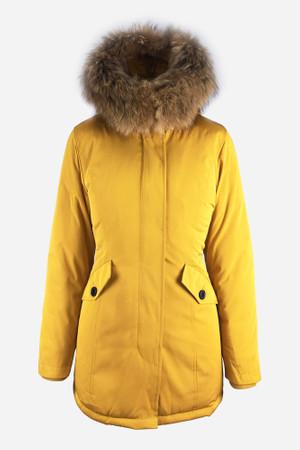 Arctic Parka - Mustard yellow