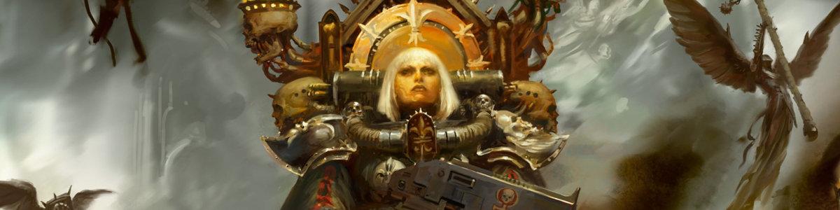 Adepta Sororitas Sisters of Battle Warhammer 40.000 Warhammer 40k Tabletop Game