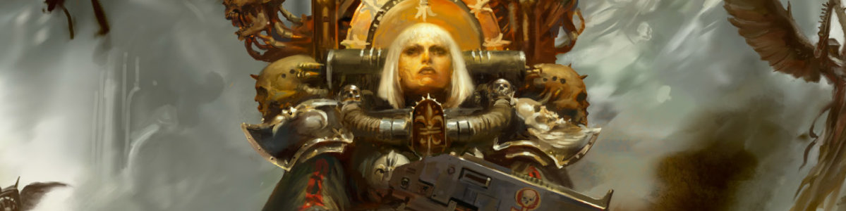 Adepta Sororitas Sisters of Battle Warhammer 40.000 Warhammer 40k Tabletop Game
