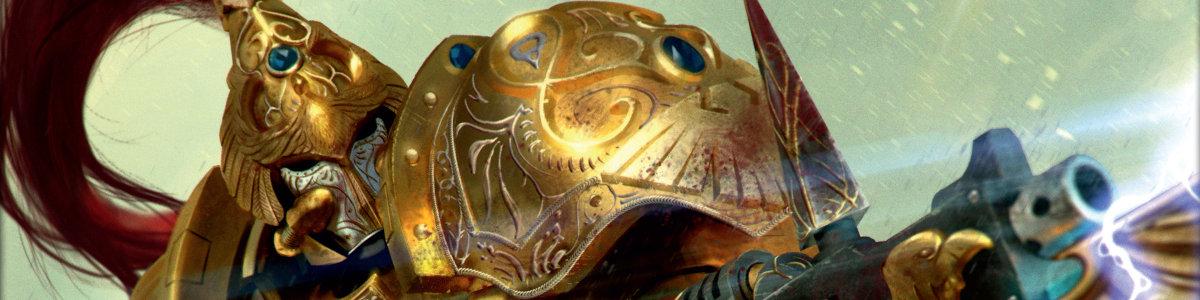 Adeptus Custodes Warhammer 40.000 Warhammer 40k Tabletop Game