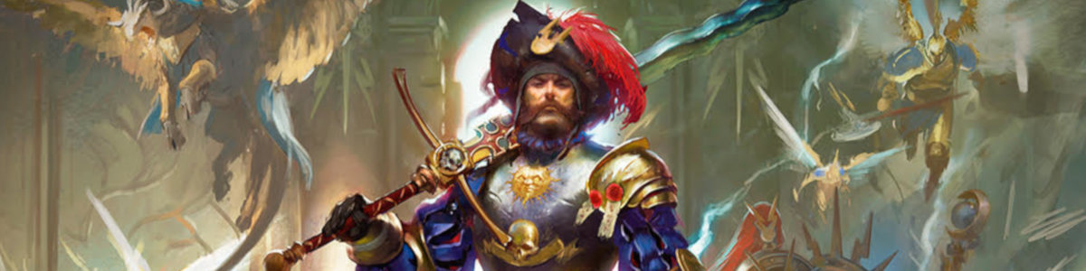 Cities of Sigmar Grand Alliance of Order Age of Sigmar Tabletop Game