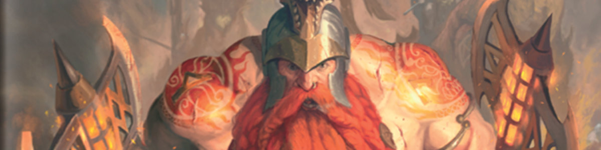 Fyreslayers Grand Alliance of Order Age of Sigmar Tabletop Game