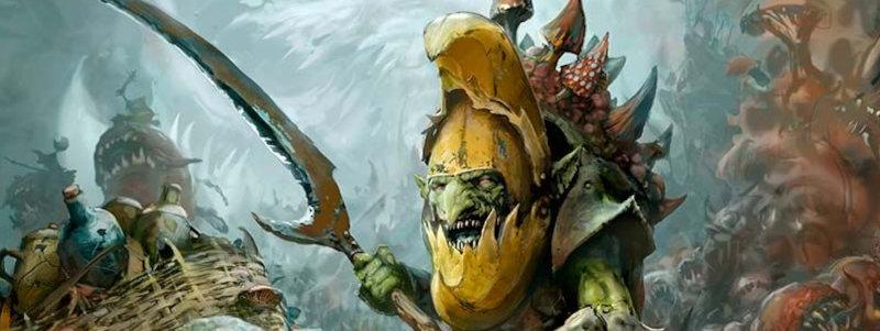 Gloomspite Gitz Alliance of Destruction Age of Sigmar Tabletop Game
