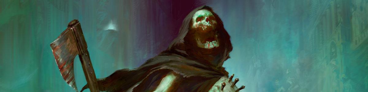 Nighthaunt Undead Grand Alliance of Death Warhammer Age of Sigmar