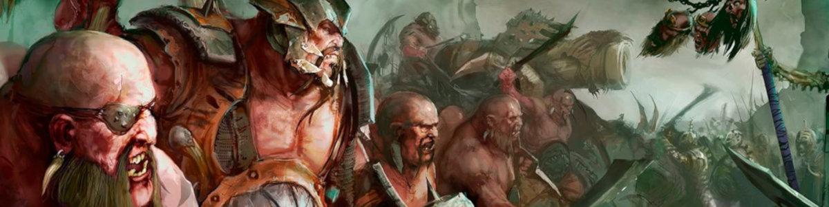Ogor Mawtribes Grand Alliance of Destruction Age of Sigmar Tabletop Game