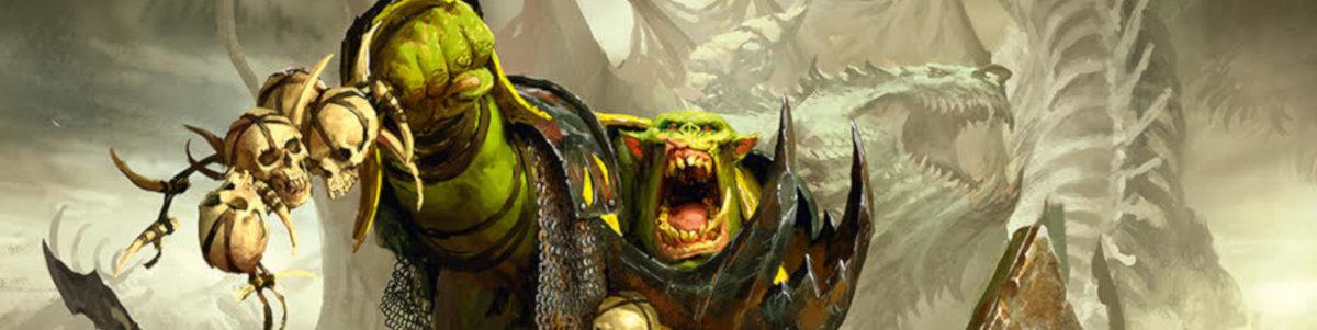 Orruk Warclans Grand Alliance of Destruction Age of Sigmar Tabletop Game