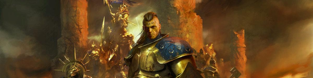 Stormcast Eternals Alliance of Order Age of Sigmar Tabletop Game