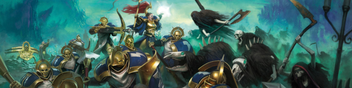 Warhammer Age of Sigmar Tabletop Game