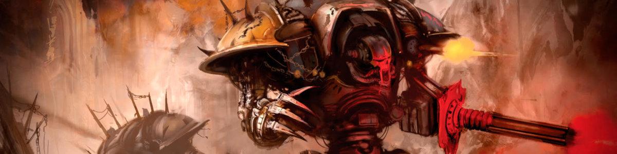 Chaos Knights Warhammer 40.000 Warhammer 40k Tabletop Game