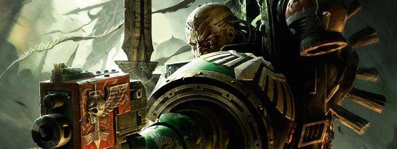 Dark Angels Space Marines Warhammer 40.000 Warhammer 40k Tabletop Game