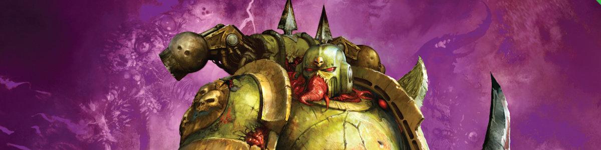 Death Guard Chaos Space Marines Warhammer 40.000 Warhammer 40k Tabletop Game