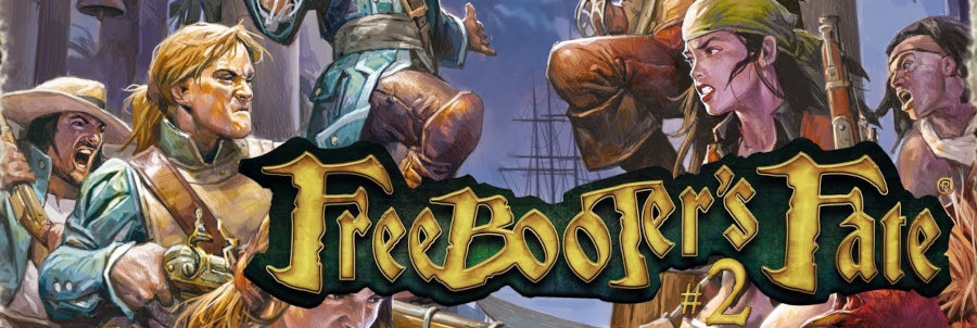 Freebooter's Fate Tabletop Game