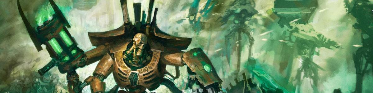 Necrons Warhammer 40.000 Warhammer 40k Tabletop Game