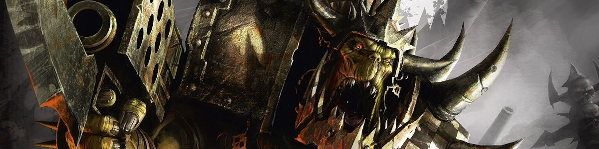 Orks Warhammer 40.000 Warhammer 40k Tabletop Game