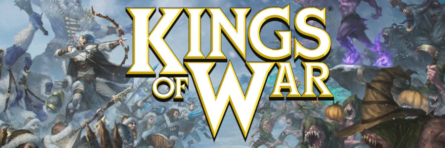 Kings of War Tabletop