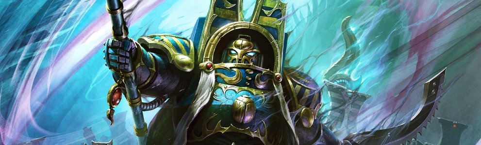 Thousand Sons Chaos Space Marines Warhammer 40.000 Warhammer 40k Tabletop Game