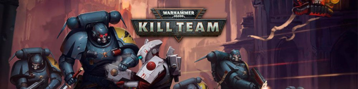 Warhammer 40000 Warhammer 40k Kill Team Tabletop Game