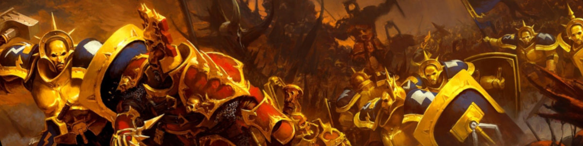 Warhammer Age of Sigmar Tabletop Game