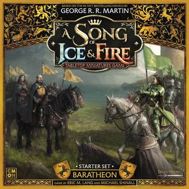 A Song Of Ice And Fire Baratheon Starter Set (Englisch)