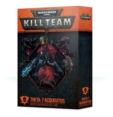 Warhammer 40.000 Kill Team Theta-7 Acquisitus (Englisch)