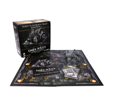 Dark Souls Vordt of the Boreal Valley Expansion