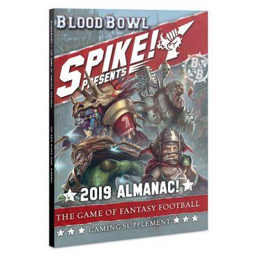 Blood Bowl 2019 Almanac! (Englisch)