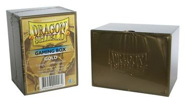 Dragon Shield Gaming Box Gold