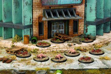 Fallout Wasteland Warfare Creatures Wasteland Vermin
