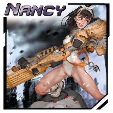 Neko Galaxy Nancy P90 75mm