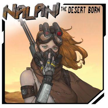 Neko Galaxy Nalani The Desert Dorn Bust 1:10