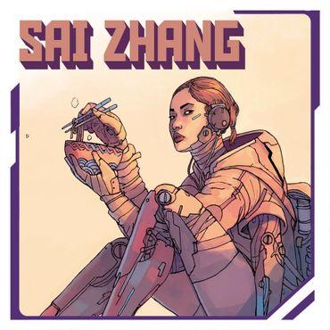 Neko Galaxy Sai Zhang 75mm