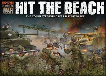 Flames of War Hit The Beach Starter Set (Englisch)