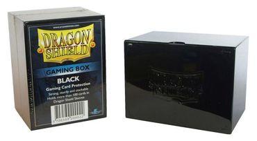 Dragon Shield Gaming Box Black