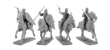 V&V Miniatures Norman Riders 2