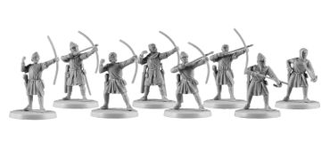 V&V Miniatures Norman Archers