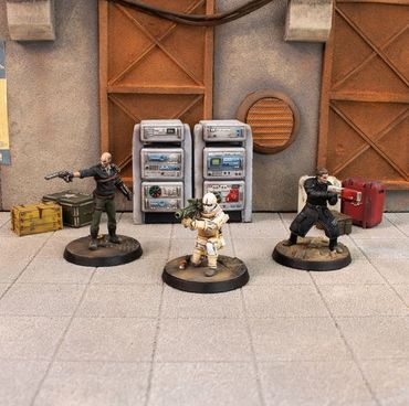 Fallout Wasteland Warfare Institute Covert Operations