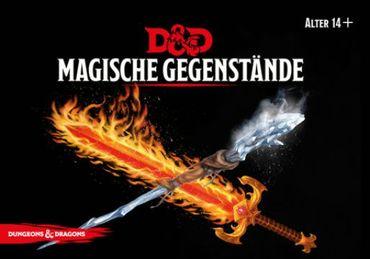 Dungeons & Dragons Magic Item Deck (Deutsch)