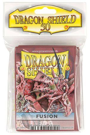 Dragon Shield Fusion 50 protective Sleeves