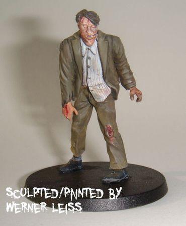 Zombie - Männlich 1 1/35 (54mm) – Bild 1