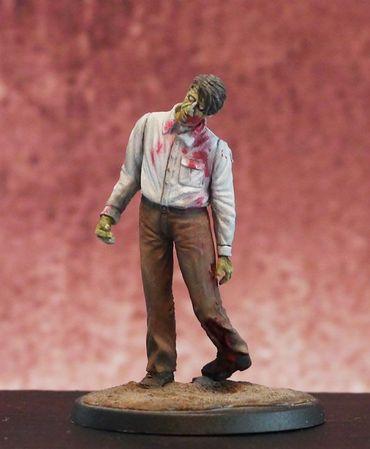Zombie - Männlich 2 1/35 (54mm) – Bild 1