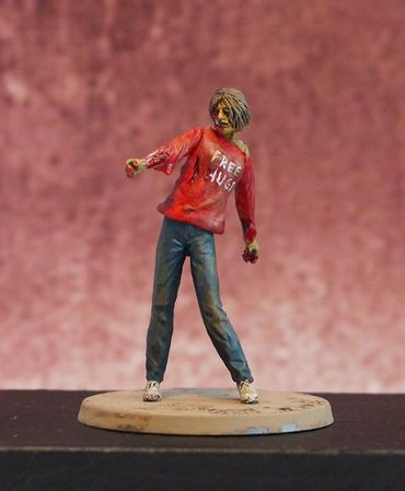 Zombie - Female Walker 1/35 (54mm) – Bild 1